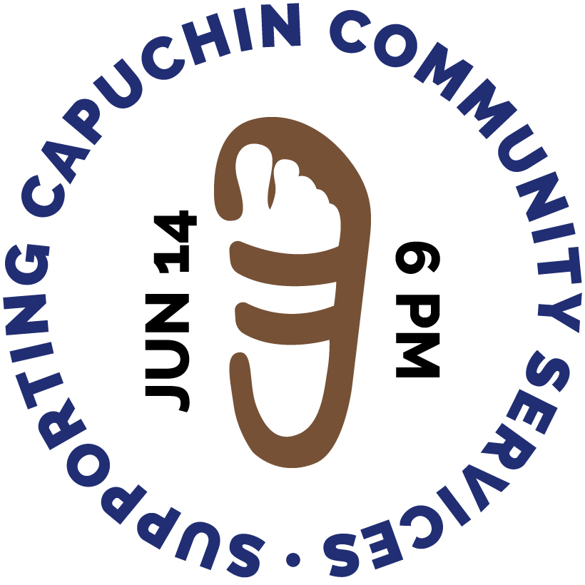 Capuchin Run/Walk logo