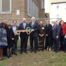 Ground Breaking of St. Anthony's Apartments