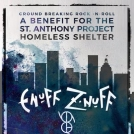 Benefit for St. Anthony Project with Enuff Z'Nuff, SACRED & more